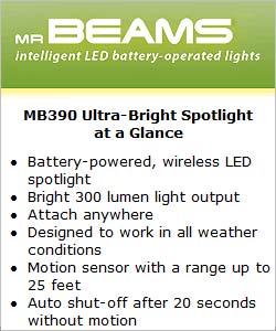 Mr Beams MB3930 Spotlight