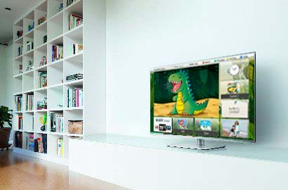 Panasonic ET60 series TVs