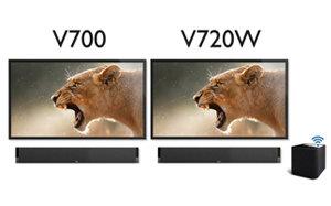 V700-V720W Sound Bar