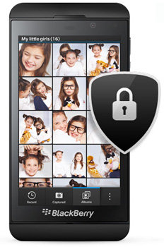 Enhanced BlackBerry Security