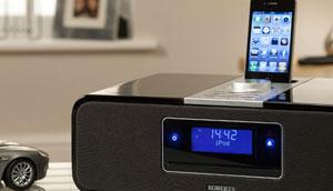 DAB/FM RDS stereo sound system
