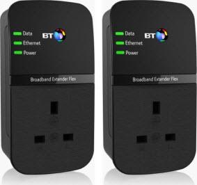 BT's Broadband Extender Flex 500 Kit