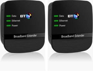 BT's Broadband Extender 500 Kit