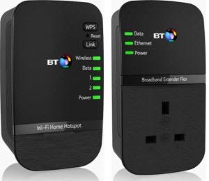 BT's Wi-Fi Home Hotspot 500 Kit