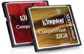Kingston Ultimate CompactFlash Card
