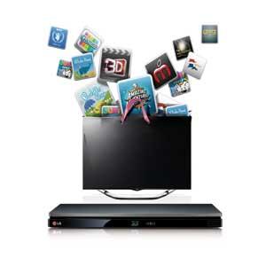LG AV Smart TV