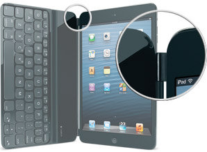 Ultrathin Keyboard Cover for iPad Mini