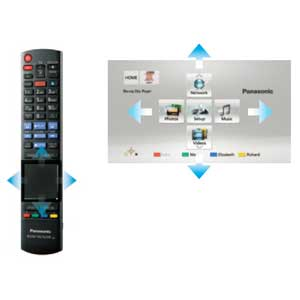 Touch Pad Remote