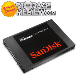 SanDisk Extreme SSD (120 GB) Product Shot