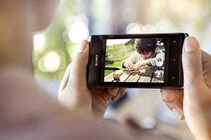 Sony Xperia E Smartphone