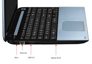 See some of the features of the Toshiba Satellite S70 laptop.