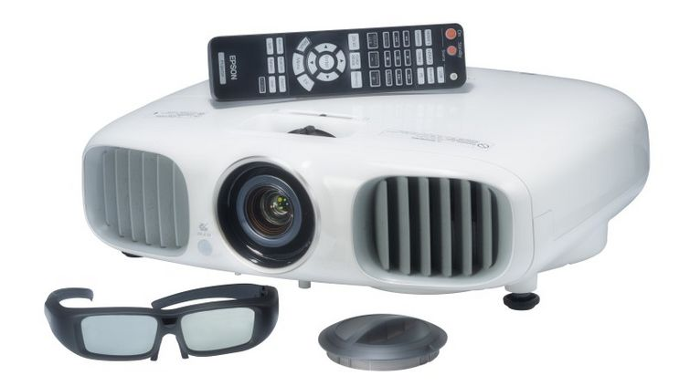 Epson eh tw6100w full hd 1080p 3lcd 3d wireless for Hd projector amazon