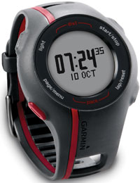 Forerunner110: Wear as a watch