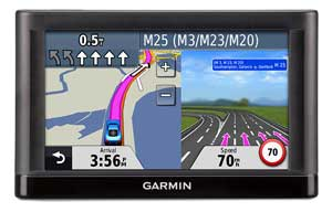 Garmin nuvi 52 Driving guidance