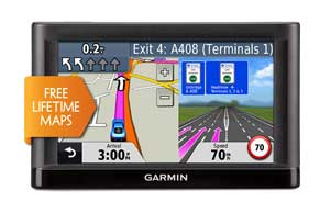 Garmin nuvi 52 up-to-date maps