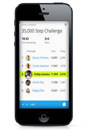vívofit: Garmin Connnect on your mobile