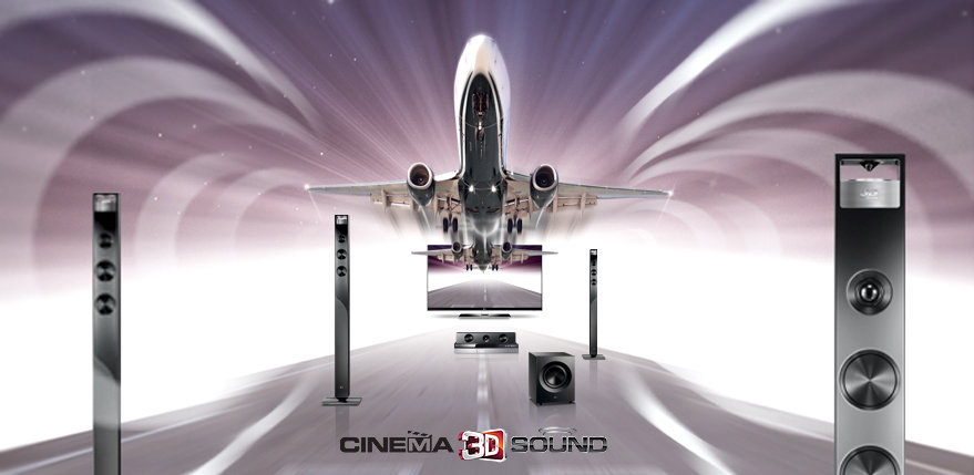 3D Cinema Sound