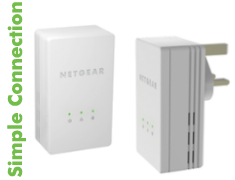 NETGEAR Powerline 200 Mini
