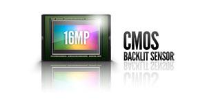Backlit CMOS Sensor