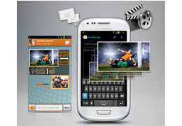 Samsung Galaxy SIII Mini Pop-up Play