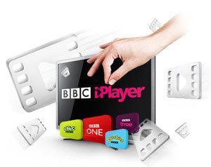 Supports BBC iPlayer