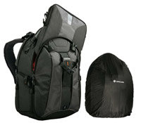 Laptop sleeve and raincover included