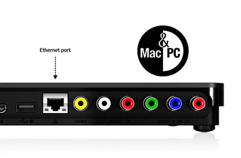 Connect wd tv live to slingbox pro software