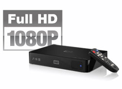 With Full-HD 1080p resolution, enjoy every high-res detail of movies and photos.
