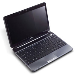Acer Aspire 1410 open shot