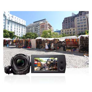 Pack even more into your movies with wide-angle shooting.