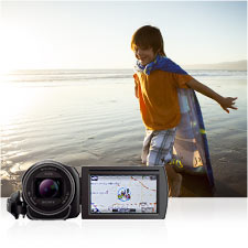 GPS tagging on videos and photos lets you map your memories.