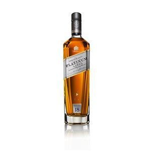 Johnnie Walker Platinum label Bottle visual