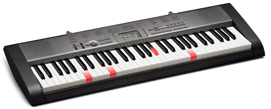 Casio Lk 120ad Key Lighting Keyboard With Ac Adapter