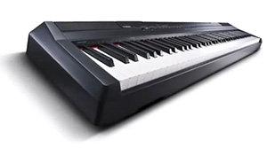 yamaha p105 portable digital piano white musical instruments. Black Bedroom Furniture Sets. Home Design Ideas