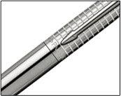 JOTTER PREMIUM CLASSIC STAINLESS STEEL CHISELLED CT