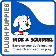 Kyjen Hide-A-Squirrel Logo