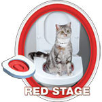 red stage