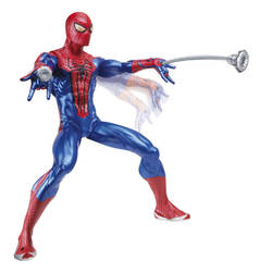 Hasbro Motorised Web-Shooting Spider-Man Figure