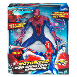 Web Shooting Spider-Man box