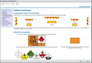 Read search and print the latest digital edition of The Official Highway Code