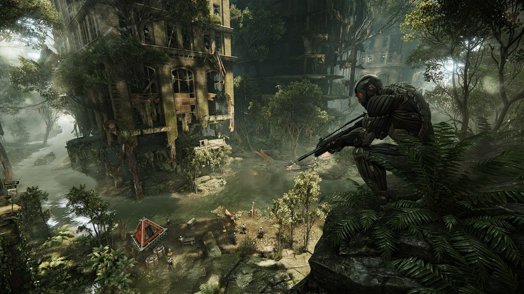 Crysis 3 (PC DVD): Amazon.co.uk: PC & Video Games