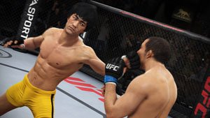 Feel the fight with EA Sports UFC