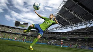 Authentic player visuals