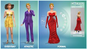 Create the most detailed and diverse Sims