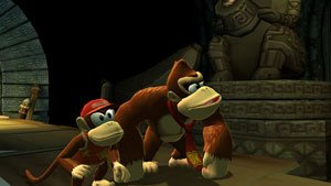 Diddy Kong joins the quest