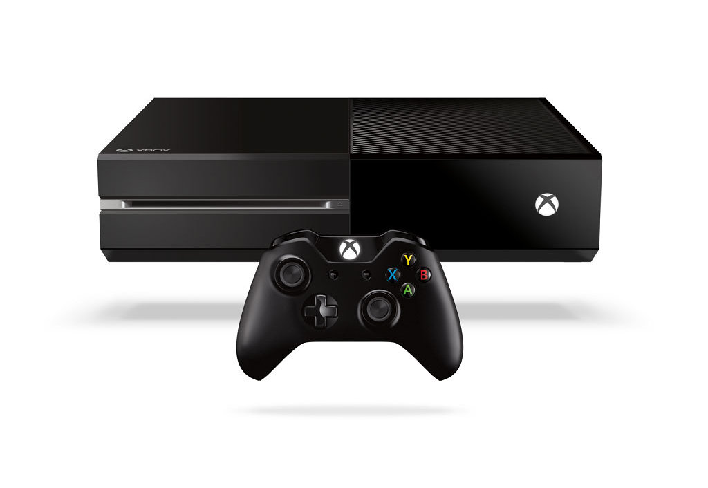 Be amazed by Xbox One