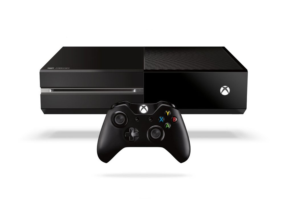 Xbox One Open Game Box Cutting-edge design meets
