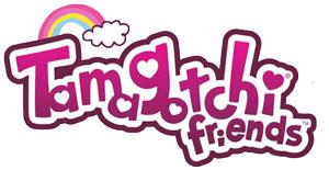 Tamagotchi Friends logo