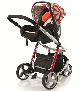 Giggle car seat with travel system
