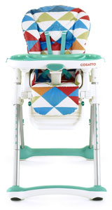 Umami Highchair in Deco